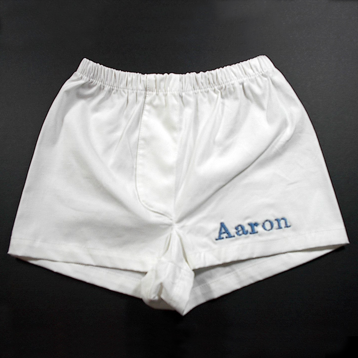 Express your self with our extensive collection of Baby Boxer Shorts. Our boxer shorts are made of % lightweight cotton for breathable comfort.